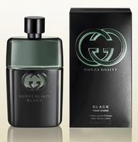 Gucci - Gucci Guilty Black pour Homme  90 ml
