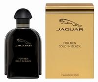 Jaguar -  Jaguar Gold in Black  100 ml